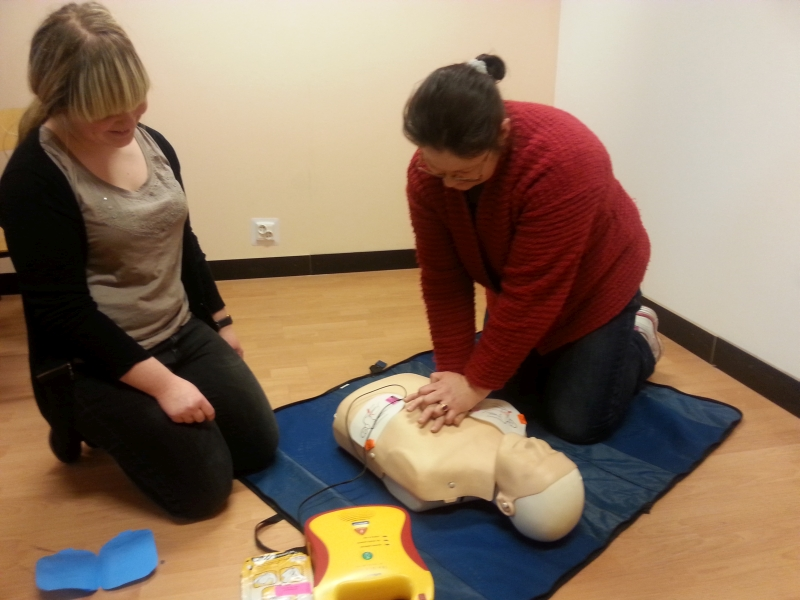 Elementy pierwszej pomocy
