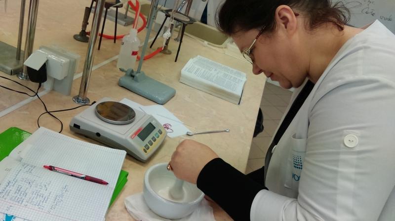 Technologia sporządzania leków